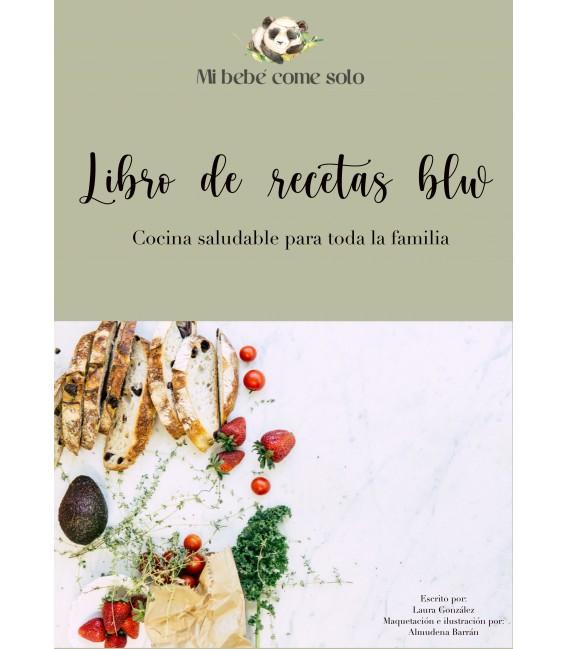 Ebook: menús y recetas blw