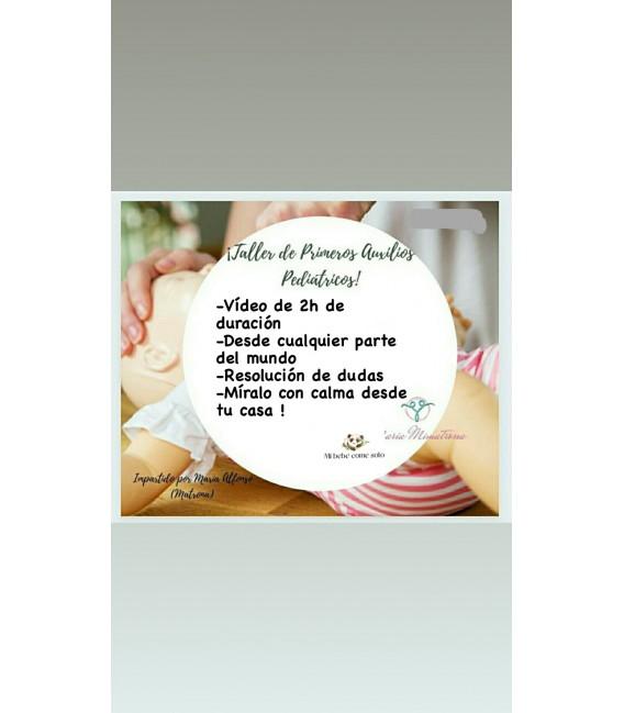Curso PRIMEROS AUXILIOS PEDIATRICOS
