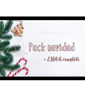 PACK NAVIDAD + EBOOK COMPLETO