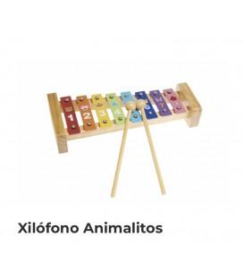 Xilófono animalitos