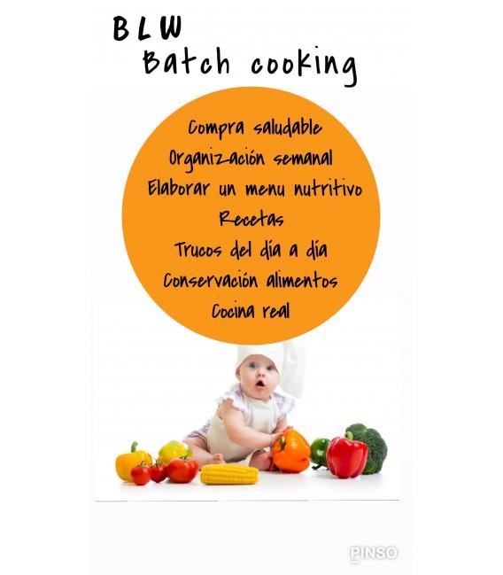 Blw batch cooking presencial