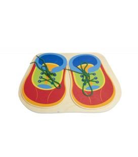 Zapatos cordón