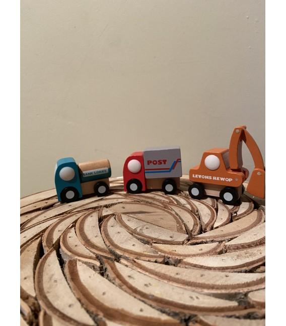 Vehículos juguete