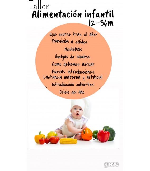Taller Alimentación infantil